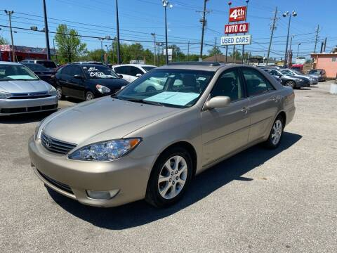 2006 Toyota Camry for sale at 4th Street Auto in Louisville KY