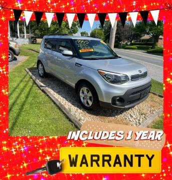 2017 Kia Soul for sale at LAUER BROTHERS AUTO SALES in Dover PA