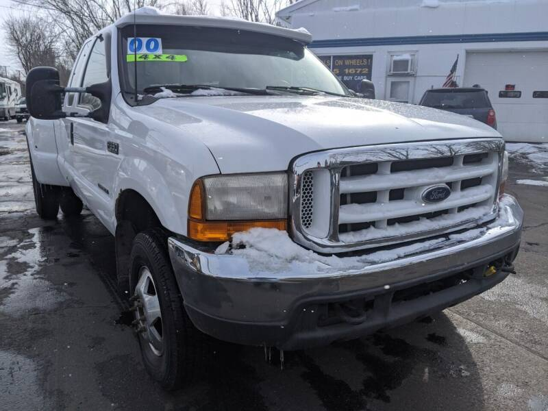 2000 Ford F-350 Super Duty for sale at GREAT DEALS ON WHEELS in Michigan City IN
