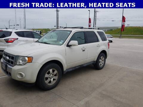 2012 Ford Escape for sale at Stanley Chrysler Dodge Jeep Ram Gatesville in Gatesville TX