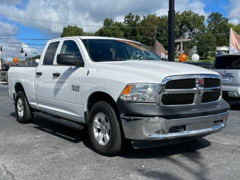 2018 RAM Ram Pickup 1500 for sale at Ole Ben Franklin Motors Clinton Highway in Knoxville TN