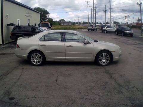 2008 Ford Fusion for sale at Settle Auto Sales TAYLOR ST. in Fort Wayne IN