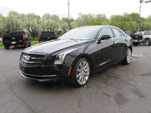 2017 Cadillac ATS for sale at Low Cost Cars North in Whitehall OH
