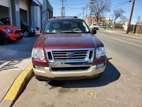 2008 Ford Explorer for sale at SUNSHINE AUTO SALES LLC in Paterson NJ