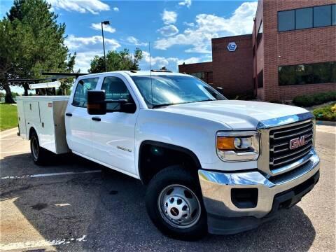 2015 GMC Sierra 3500HD for sale at CarDen in Denver CO