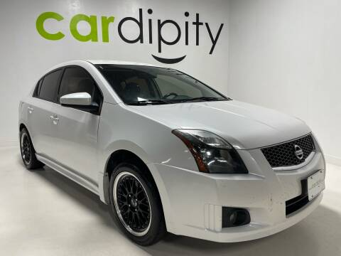 2010 Nissan Sentra for sale at Cardipity in Dallas TX