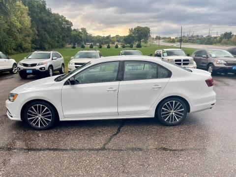2016 Volkswagen Jetta for sale at Iowa Auto Sales, Inc in Sioux City IA