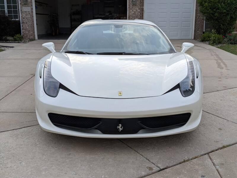 2014 Ferrari 458 Spider for sale at MyAutoConnectionUSA.com in Houston TX