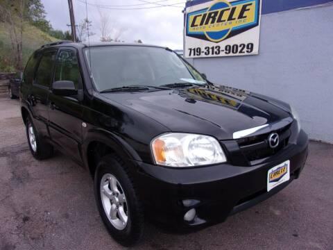 2006 Mazda Tribute for sale at Circle Auto Center in Colorado Springs CO