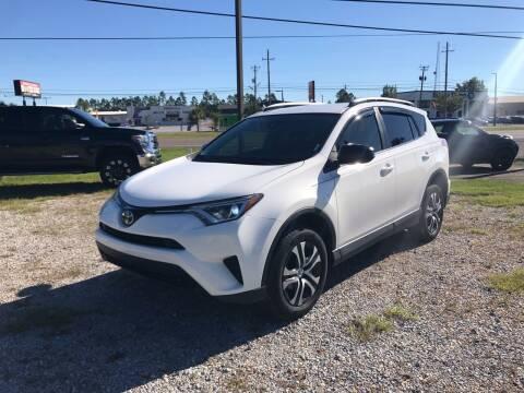 2017 Toyota RAV4 for sale at Advance Auto Wholesale in Pensacola FL