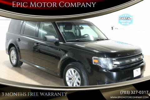 2014 Ford Flex for sale at Epic Motor Company in Chantilly VA