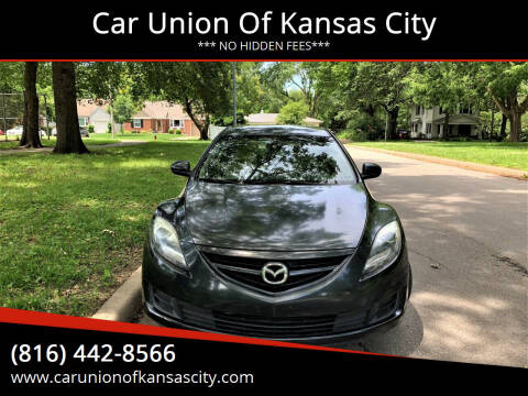 2013 Mazda MAZDA6 for sale at Car Union Of Kansas City in Kansas City MO