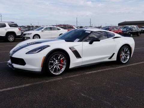 2016 Chevrolet Corvette for sale at MG Auto Center LP in Lake Park FL