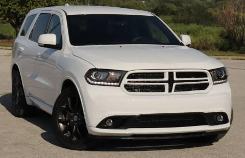 2016 Dodge Durango for sale at Big O Auto LLC in Omaha NE