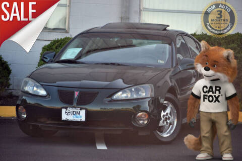 2004 Pontiac Grand Prix for sale at JDM Auto in Fredericksburg VA