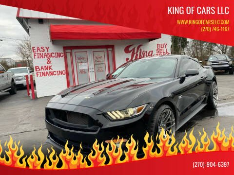 2017 Ford Mustang for sale at King of Cars LLC in Bowling Green KY