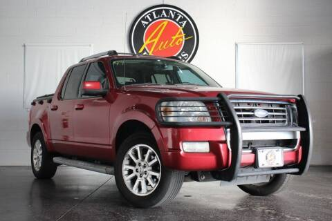 2007 Ford Explorer Sport Trac for sale at Atlanta Auto Brokers in Cartersville GA
