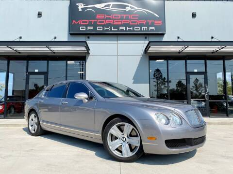 2007 Bentley Continental for sale at Exotic Motorsports of Oklahoma in Edmond OK