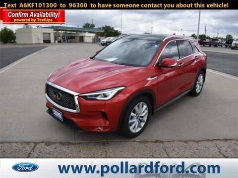 2019 Infiniti QX50 for sale at South Plains Autoplex by RANDY BUCHANAN in Lubbock TX