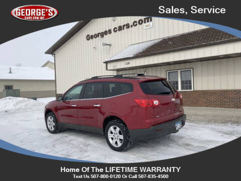 2012 Chevrolet Traverse for sale at GEORGE'S CARS.COM INC in Waseca MN