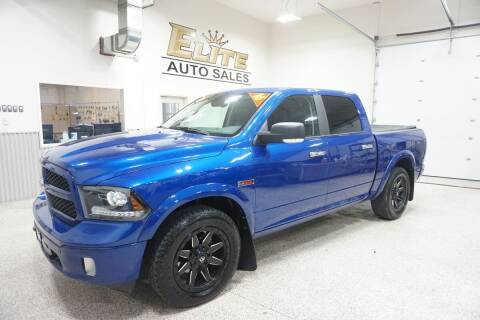 2016 RAM Ram Pickup 1500 for sale at Elite Auto Sales in Ammon ID