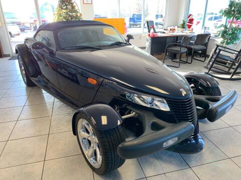 2001 Chrysler Prowler for sale at Carmans Used Cars & Trucks in Jackson OH