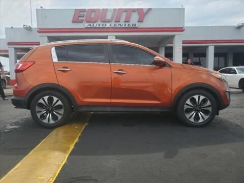 2011 Kia Sportage for sale at EQUITY AUTO CENTER in Phoenix AZ