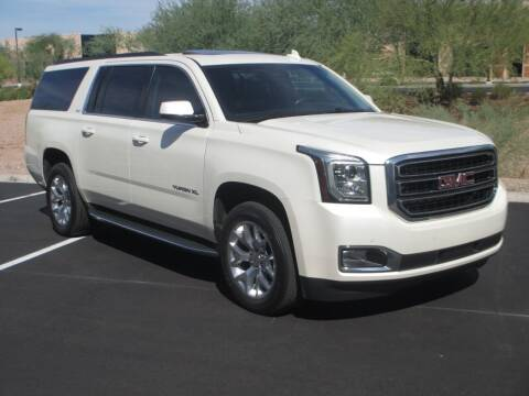 2015 GMC Yukon XL for sale at COPPER STATE MOTORSPORTS in Phoenix AZ