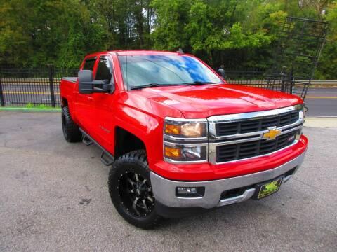 2015 Chevrolet Silverado 1500 for sale at Garcia Trucks Auto Sales Inc. in Austell GA