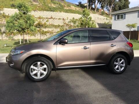 2010 Nissan Murano for sale at CALIFORNIA AUTO GROUP in San Diego CA