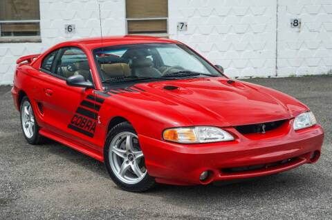 1997 Ford Mustang SVT Cobra for sale at Vantage Auto Wholesale in Moonachie NJ