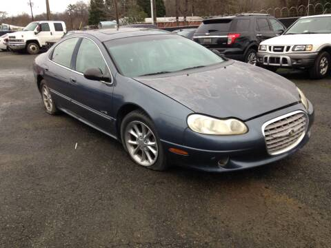 2001 Chrysler LHS for sale at ASAP Car Parts in Charlotte NC