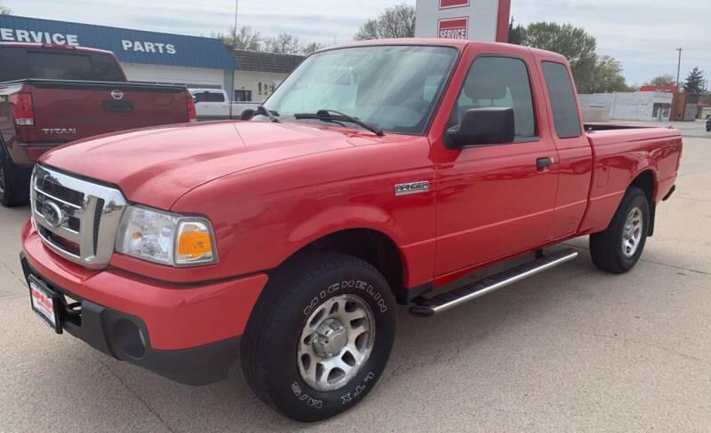 2011 Ford Ranger for sale at Spady Used Cars in Holdrege NE