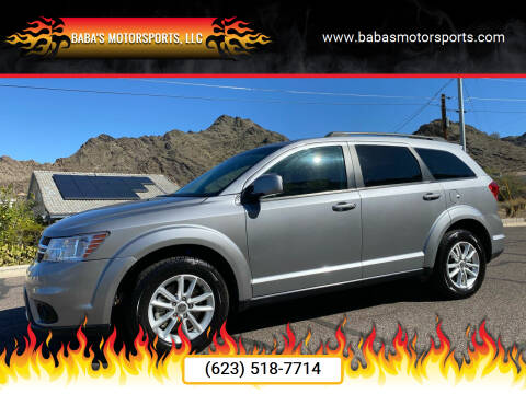 2017 Dodge Journey for sale at Baba's Motorsports, LLC in Phoenix AZ