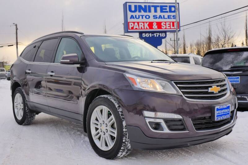 2015 Chevrolet Traverse for sale at United Auto Sales in Anchorage AK