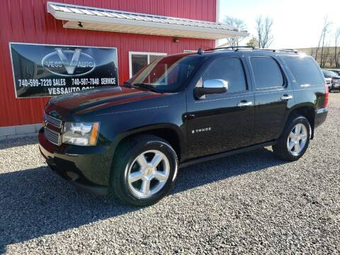 2008 Chevrolet Tahoe for sale at Vess Auto in Danville OH