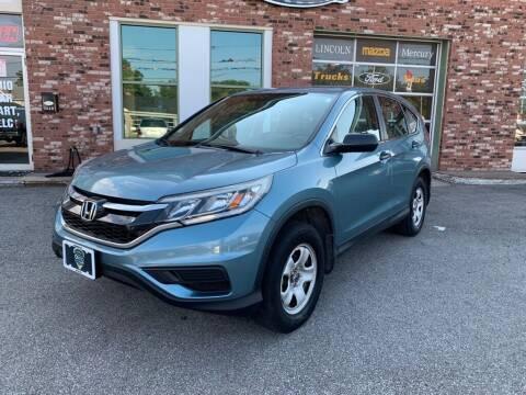 2015 Honda CR-V for sale at Ohio Car Mart in Elyria OH