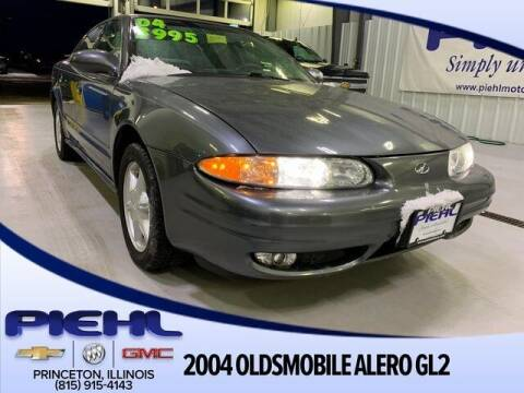 2004 Oldsmobile Alero for sale at Piehl Motors - PIEHL Chevrolet Buick Cadillac in Princeton IL
