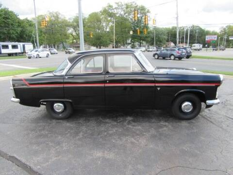 1960 Ford Zephyr for sale at Bill Smith Used Cars in Muskegon MI