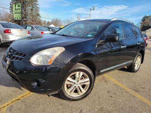 2012 Nissan Rogue for sale at J's Auto Exchange in Derry NH