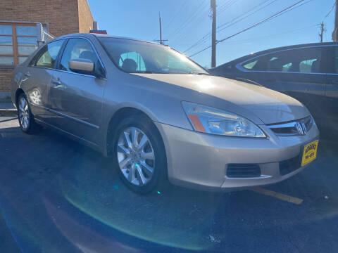 2007 Honda Accord for sale at Abrams Automotive Inc in Cincinnati OH