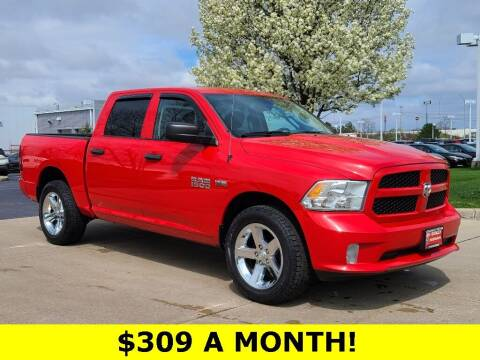 2014 RAM Ram Pickup 1500 for sale at Ken Ganley Nissan in Medina OH