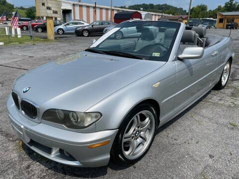 2004 BMW 3 Series for sale at Country Auto Sales Inc. in Bristol VA