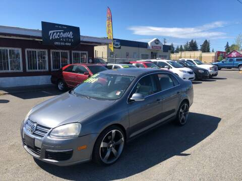 2008 Volkswagen Jetta for sale at Tacoma Autos LLC in Tacoma WA