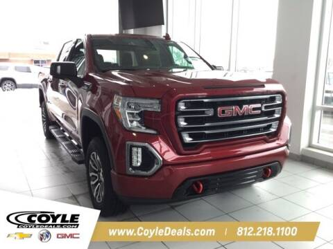 2019 GMC Sierra 1500 for sale at COYLE GM - COYLE NISSAN in Clarksville IN