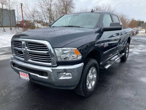 2018 RAM Ram Pickup 2500 for sale at Louisburg Garage, Inc. in Cuba City WI