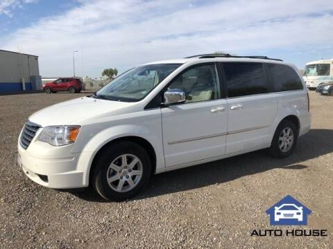 2010 Chrysler Town and Country for sale at Auto House Phoenix in Peoria AZ