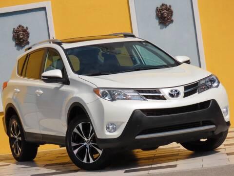 2015 Toyota RAV4 for sale at Paradise Motor Sports LLC in Lexington KY