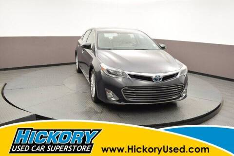 2013 Toyota Avalon Hybrid for sale at Hickory Used Car Superstore in Hickory NC