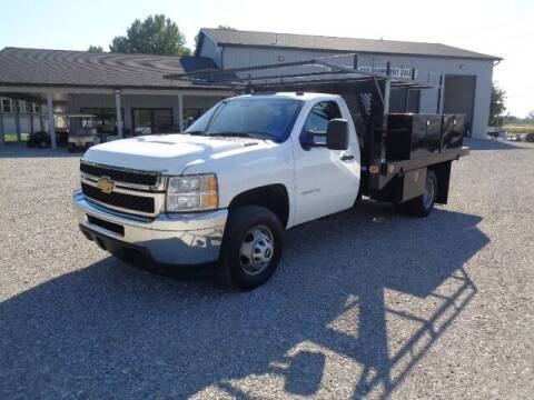 2012 Chevrolet Silverado 3500HD CC for sale at SLD Enterprises LLC in East Carondelet IL